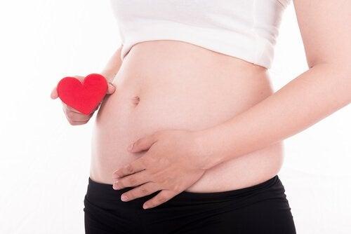 hamilelik sırasında değişimler