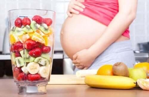 Hamileler için sağlıklı beslenme