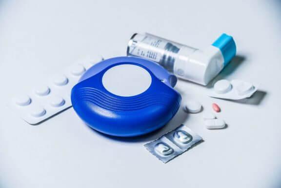 astım ilaçları