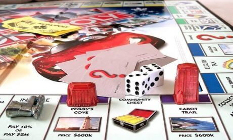 monopoly masa oyunu