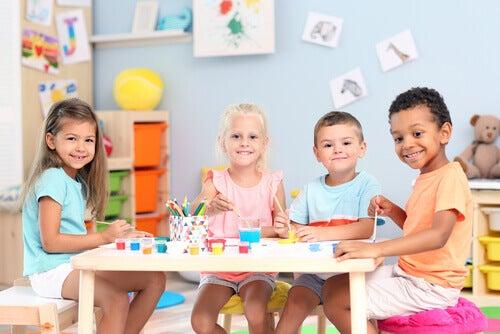 Çocukların Okula Başlama Yaşı