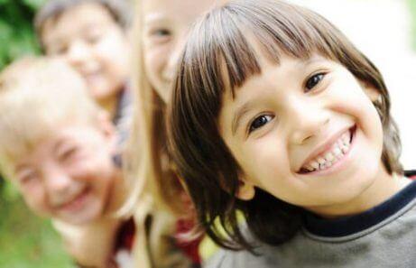 özel ihtiyaçları olan çocuklar