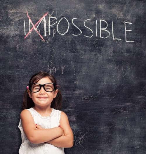 imkansız değil mümkün yazısı