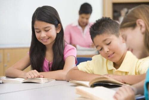 sınıfta okumayı destekleyen aktiviteler