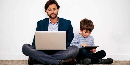 Teknolojik anne babalar