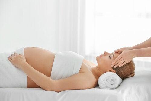 Hamilelik Sırasında En İyi 4 Masaj