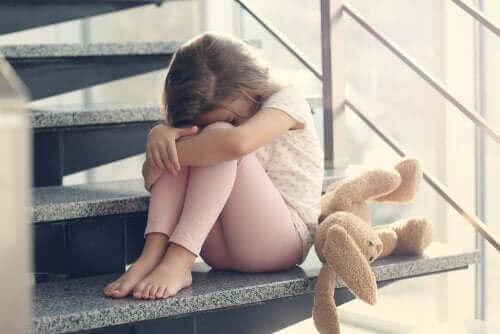 Çocuklarda Yaygın Anksiyete Bozukluğu