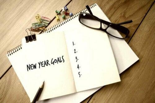 yeni yıl hedefleri