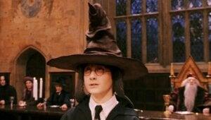 Harry Potter seçim şapkası