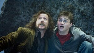 Sirius Black ve Harry Potter