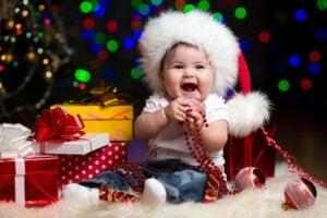Yılbaşı ve bebek hediyeleri