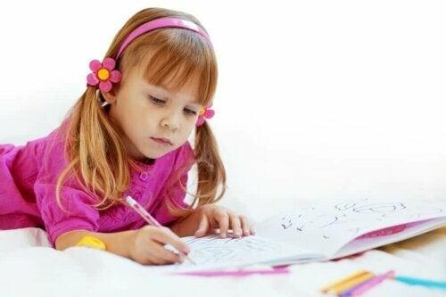 Boyama Yapmanın Çocuklara Faydaları