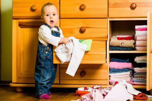 Bebek Odası İçin 6 Dolap Fikri