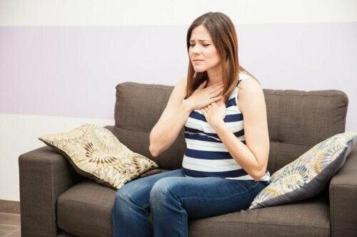 Hamilelikte Mide Yanması Nasıl Hafifletilir?