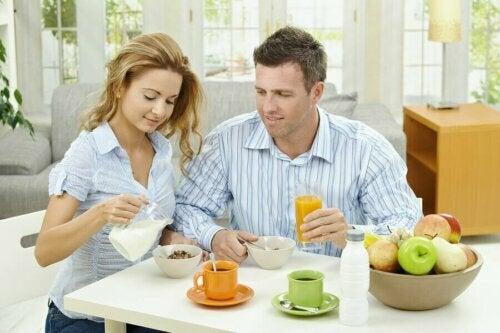 Doğurganlığı Artırmak İçin Tavsiye Edilen Beslenme