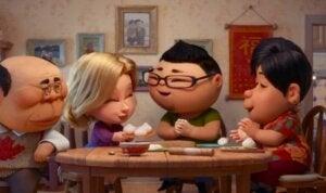Bao kısa film boş yuva