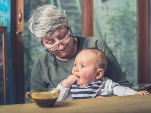 İlk Kez Büyükanne Olmak