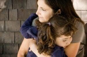 Çocuklarda ayrılık endişesi