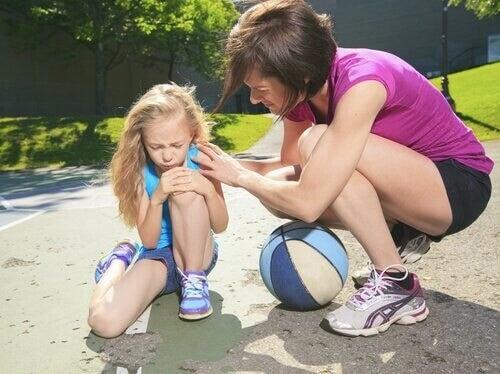 Spor Sakatlanmaları: Neden Çocuğum Sık Sakatlanıyor?
