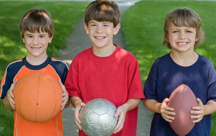 Çocuklarda Sporun Psikolojik Yararları