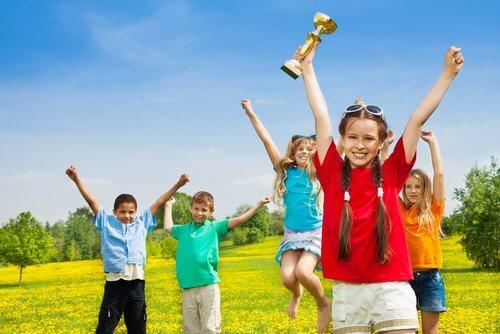 çocuklarda sporun yararlari