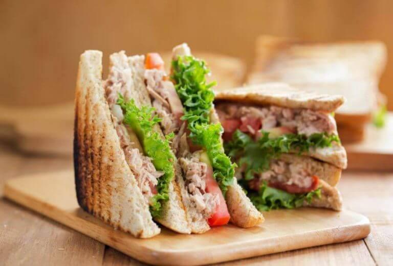 Sandvic tarifi