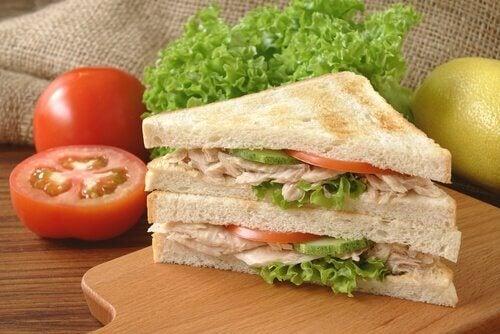 Çocuklar İçin 3 Sandviç Tarifi