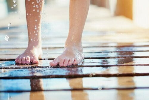 Çocuğunuzda Ayak Mantarı Varsa Ne Yapmalısınız?