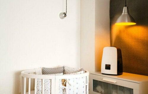 Hava Filtresi Kullanmanın Bebekler İçin Faydaları