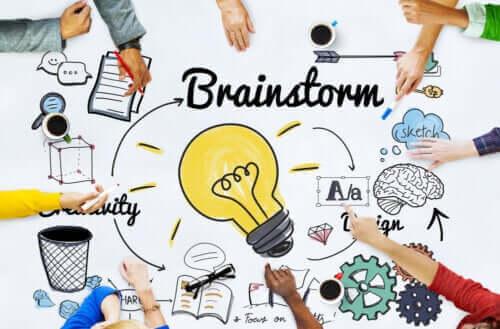 Grup Çalışması İçin Beyin Fırtınası Yapmanın Yararları