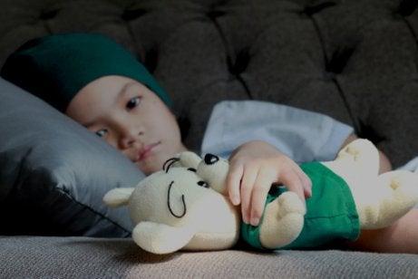 çocuklarda kanser