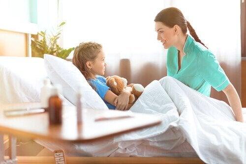 Çocuklar yanlışlıkla ilaç alırsa hastaneye gitmek
