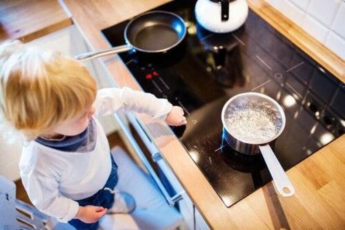 Evinizi Çocuklar İçin Güvenli Hale Nasıl Getirebilirsiniz?