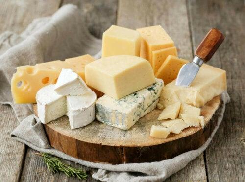 Hamileliğin Son Üç Ayı İçin Peynirli Tarifler