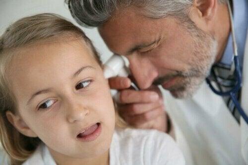 Çocuklarda Geniz Eti İle Alakalı Sorunların Tedavisi