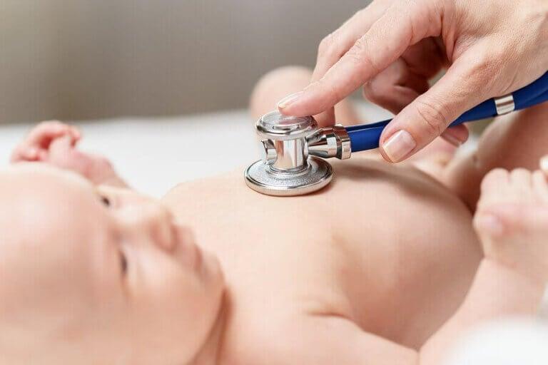 Yeni Doğan Bebeklere Yapılan İlk Testler