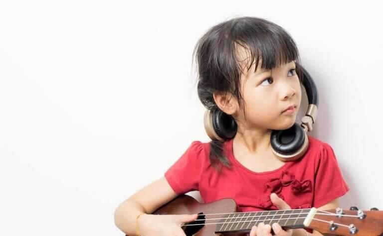 Otizmli Çocuklar İçin Müzik Terapisi
