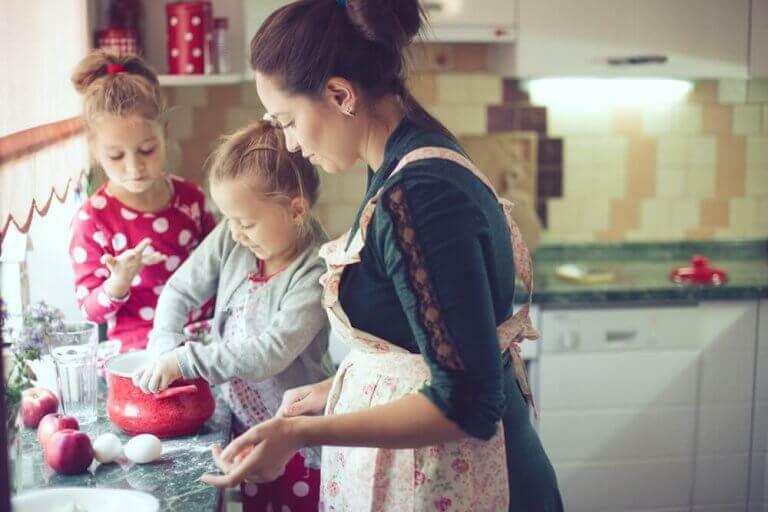 Eğlenceli Bir Anne Olmak İçin 12 Fikir