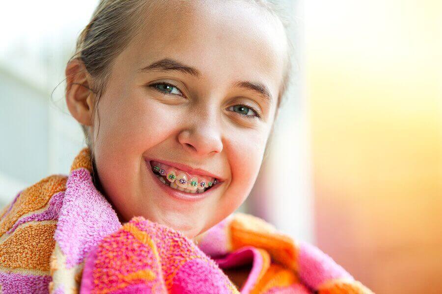 Diş Teli Olan Çocuklar için Öneriler