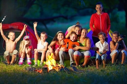 ailece yaz kampı