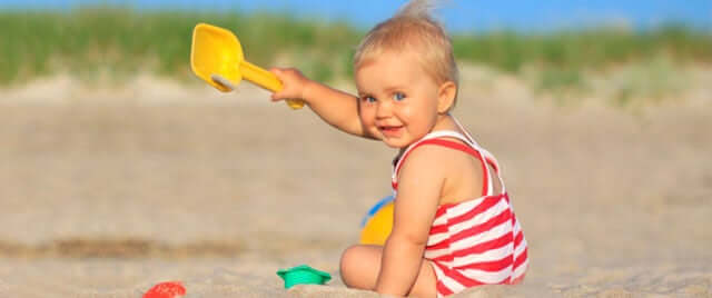 Bebekleri Plaja Ne Zaman Götürmek Gerekir?