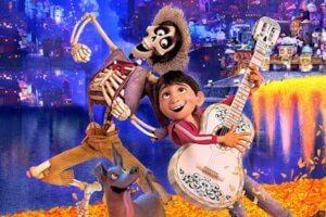 Pixar filmi Coco