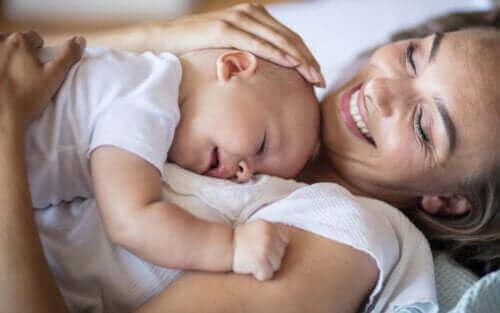 anne olmanın güzelliği