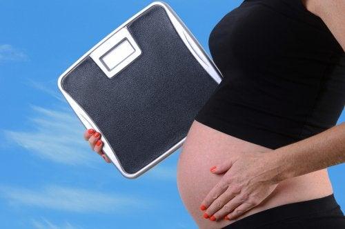 hamilelikte kilo almak