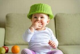 Bebekler İçin Güzel Bir Oyun: Hazine Sepeti