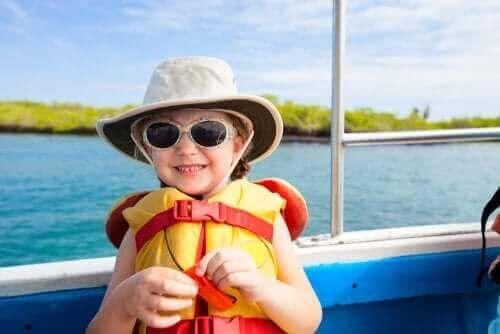 Çocuklarla Yelken Yapmak İçin Güvenlik Yönetmelikleri
