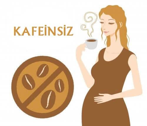 Hamilelikte kafein tüketmek