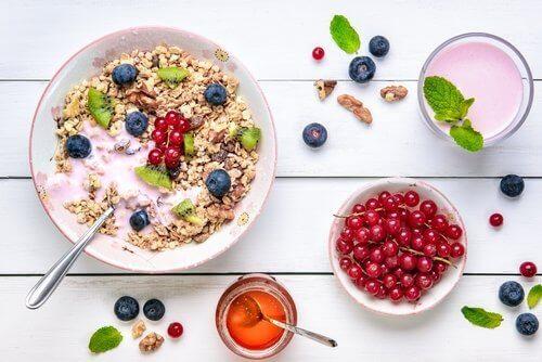 Çocuklarda konsantrasyonu artıran gıdalar