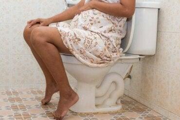 Hamilelik ve İshal: Sebepleri ve Önlenmesi