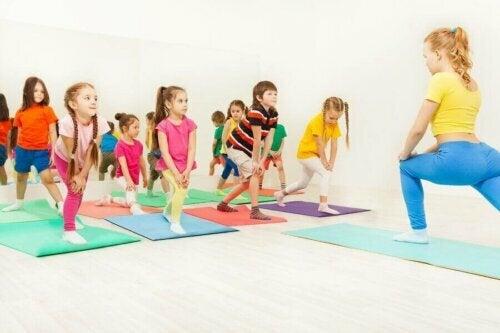 Çocuklar İçin Aerobik: Harika Bir Antrenman